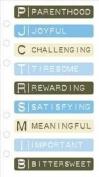 Phrase Cafe Stickers Parenthood