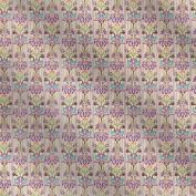Hot Off The Press - Floral/Stripe Foil