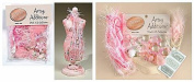 Hot Off The Press - Artsy Additions Pink 3-D Collection