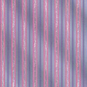 Hot Off The Press - Flourish Stripes Foil