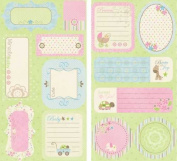 Durham Baby Powder Journaling Tags (13 Per Package) - Baby Talk