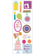 Shimmer & Shine Stickers - Life Of The Party