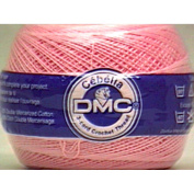 DMC Cebelia Crochet Cotton (Size 30) 563 Yards - in your choice of colours