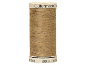Gutermann Extra Strong Thread 100M Taupe