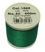 Maderia Sewing Machine Thread Isle Green