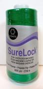 Coats Surelock Thread,#0756 Emerald,3000 Yds.100% Spun Polyester,for Overlock Machines