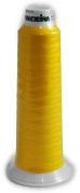 Madeira Poly Yellow 2000YD Serger Thread 91289360
