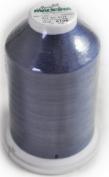 Madeira Poly Blue Steel 2000YD Serger Thread 91288105