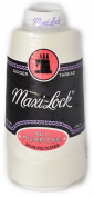 Maxi-Lock Eggshell Serger Thread, 3000 Yard Cone