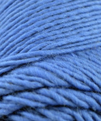 Lamb's Pride Worsted by Brown Sheep - #57 Brite Blue