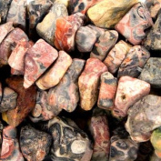 Leopardskin Jasper Beads 7-9mm Chips