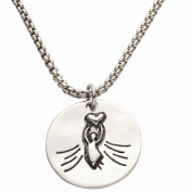 Alexa's Angels Angel Reversible Share Random Acts of Kindness Necklace