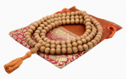 ~ Tibetan 108 Beads Pure 10mm SANDAL WOOD Mala ~