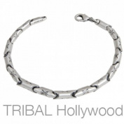 Bico Australia Jewellery - Water Strider Silver Link Bracelet - Fb230 20cm
