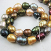 Freshwater Pearls Beads 14-16mm Rice Mixed Colour