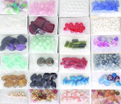 The Beadery Acrylic Jewellery Bead Assortment