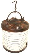 Copper Lantern 'Wind'