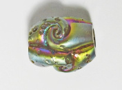 Furnace Worked Beads By John and Mary Curtis - Zephyr Glass