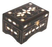 Jewellery Box with Mother of Pearl Inlaying