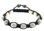 """BenZhi Collection, """"Breathe"""" Shamballa-inspired Bracelets"""