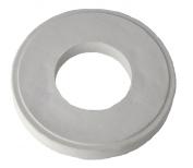 Melting Furnace Ceramic Chamber Replacement Ring Flange for Digital Melting Gold Silver Furnace Kiln Crucible Holder
