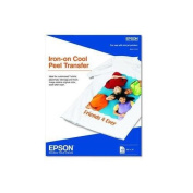 compatible with EpsonAmerica S041153 Iron-On Cool Peel LTR SZ - NEW - Retail - S041153