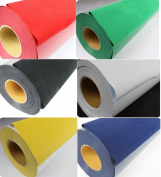 6 Yards Flocking Heat Transfer Vinyl Film Cut By Cutting Plotter DIY T-shirt