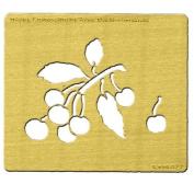 Ecstasy Crafts Rectangular Stencil - Cherries