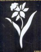 Ecstasy Crafts Square Stencil - Daffodil