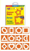 Trend Enterprises Common Shapes Stencils