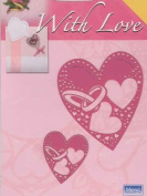 Ecstasy Crafts With Love Template-Wedding Rings/Heart