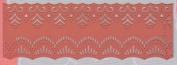 Ecstasy Crafts Ornare Vellum Border Stencil - Elegant