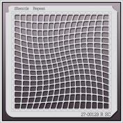 iStencils Repeat Wall Stencil 27-00129 R SC 20cm X 20cm