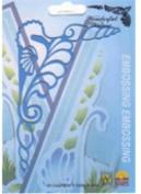 Ecstasy Crafts Wonderful Nature Stencil - Seahorse