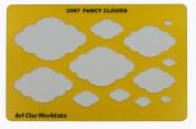 Artistic Design Template - Fancy Clouds