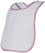 Infant Snap Terry Bib by Rabbit Skins
