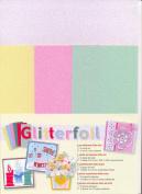 JEJE Produkt Glitter Foil for Scrapbooking