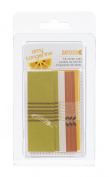 Amy Tangerine Daybook Embellishments, Amy Tan Paper Adhesive Tabs