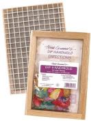 Arnold Grummer's Econoly Large-Dip Handmold Papermaking Kit