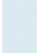 Ella Bella Photography Backdrop Paper, 4'X12', Dots--Baby Blue