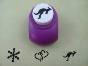 Scrapbooking Craft Paper Punch Medium Kangaroo