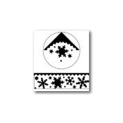 Martha Stewart Crafts Punch Around the Page, Snow Flurry Punch Set