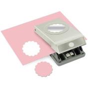 EK Success Paper Shapers 5.1cm X-Large Scallop Circle Nesting Punch
