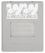 Fiskars 101780-1001 AdvantEdge Border Punch Refill Cartridge, Up, Up and Away