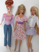 Barbie Doll Clothes Outfits