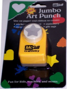 McGill Star 2.5cm Jumbo Art Punch F76400 Make A Star is Born