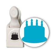 Martha Stewart Crafts Punch Birthday Cake