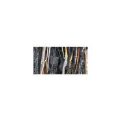 Knit Or Knot Yarn-Black Glitter