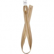 American & Efird - Upholstery Zipper - Beige