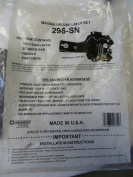 Maxima Deluxe Latch Set 296-SN